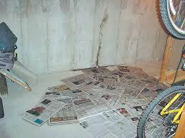 basement floor u0026 wall repair contractor in cincinnati