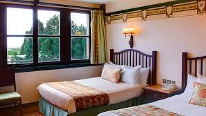 chambre standard sequoia lodge disney s sequoia lodge disney hotels disneyland