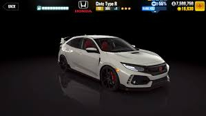 honda civic type r 2017 csr racing wiki fandom powered by wikia