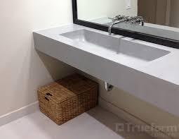 ada commercial bathroom sinks floating sink for commercial bathroom trueform decor