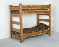 Log Bunk Bed Plans Awesome Rustic Bunk Beds Editeestrela Design