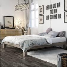 Black Wooden Bed Frames Wood Bed Frames You Ll Wayfair
