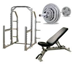 Weider Pro 256 Combo Weight Bench 300 Lb Olympic Weight Set And Bench Olympic Weight Set And Bench