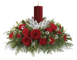 flower arrangements ideas christmas flower centerpieces picture