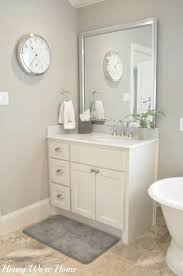 Grey Painted Bathroom Walls Best 25 Anew Gray Ideas On Pinterest Anew Gray Sherwin Williams