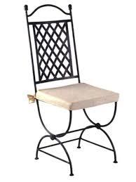 chaises en fer forgé chaise lilas chaises fer forgé pas cher la remise fer forgé
