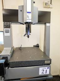 tesa model 3d micro ms 454 manual coordinate measuring machine
