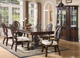 Cherry Dining Room Cherry 7 Pc Dining Set