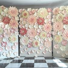wedding backdrop hire sydney planning a wedding or any other special event paper flower