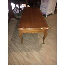 Bassett Furniture Armoire Vintage Coffee Table By Bassett Furniture Chairish
