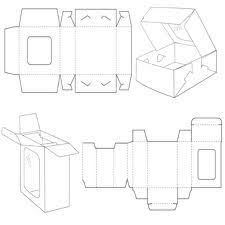 here u0027s a template for a basic box perfect to customize and