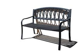 metal bench stock photo 0042 png by annamae22 on deviantart