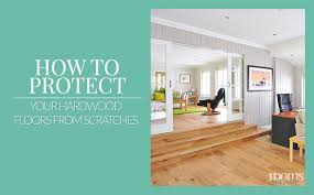 Hardwood Floor Scratches - how to protect your hardwood floors from scratches rooms magazine