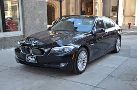 bmw 5 series 535i 2011 bmw 5 series 535i xdrive stock r251aa for sale near chicago