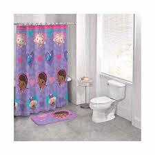 Shower Curtain At Walmart - disney doc mcstuffins 14 piece bath set walmart com