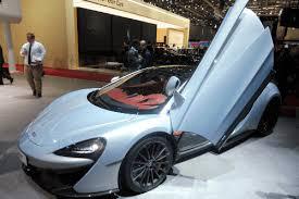All New Mclaren 570gt Gets Geneva Unveil Pictures Auto Geneva Auto Show 2016 Production Model Premieres Part 2