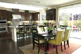 kitchen and dining room decorating ideas open concept kitchen living room dining room open concept kitchen