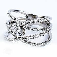 diamond x ring diamond x ring unique wedding ring diamond wedding ring