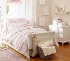 Pottery Barn Twin Bed Brigette Ruffle Quilted Bedding Pink Pottery Barn Kids