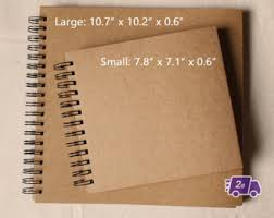 Large Scrapbook Album Expandable Blank Kraft Hardcover Scrapbook Diy Photo Album