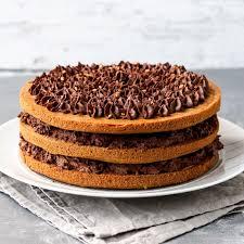 white wine chocolate layer cake vegan full of plants