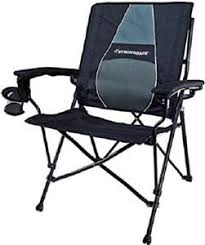 Lumbar Support Chairs Camp Chairs For Heavy People Best Heavy Duty Camping Chairs 2017
