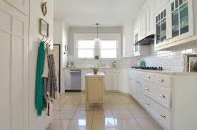 Green Subway Tile Backsplash Transitional Subway Tile Backsplash Kitchen Kitchen Transitional With 3x6