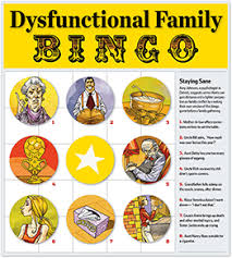 dysfunctional family bingo wsj