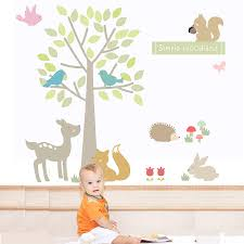28 fabric wall stickers animal train fabric wall sticker fabric wall stickers simple woodland fabric wall stickers by littleprints