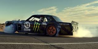 hoonigan cars climbkhana watch ken block u0027s wild pikes peak tear in new video