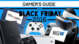 playstation 4 price on black friday black friday 2016 gamer u0027s guide expect great deals on these