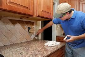 Refinish Kitchen Countertop by Countertop Refinishing