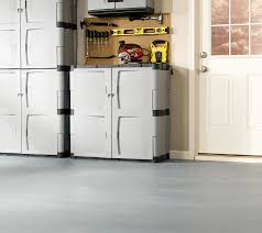 Plastic Storage Cabinets With Doors by Bathroom Cute Garage Storage Home Solutions Rubbermaid Plastic