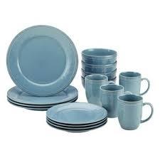 blue dinnerware sets you ll wayfair