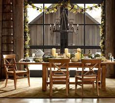 Pottery Barn Dining Room Lighting by 43 Best Pottery Barn Dining Room Images On Pinterest Farm Tables