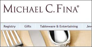 michael c fina bridal registry michael c fina shop online for jewelry wedding gifts