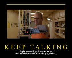 Talking Meme - keep talking meme guy