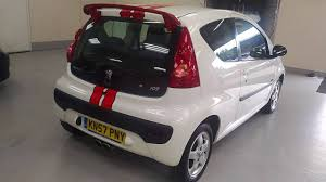 peugeot sports cars for sale peugeot 107 gt sport for sale in cardiff youtube