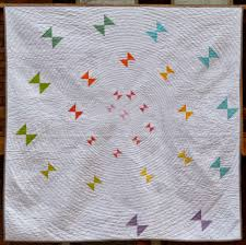 quilting butterfly whirl a finish