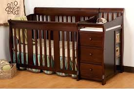 Mini Cribs With Changing Table Baby Cribs With Changing Table Holidaysale Club