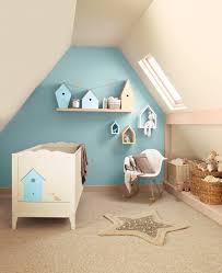 peindre chambre bébé chambre bebe moderne lit enfant blanc et eglantine chambre