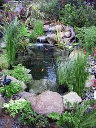 small waterfall pond landscaping for backyard decor ideas 41 decomg