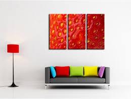 tableaux cuisine tableau cuisine fraise des bois vente de tableaux design hexoa