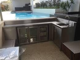 Outdoor Kitchen Designs Melbourne Elegant Sheet Metal Fabrication Perth Commercial Fridges In