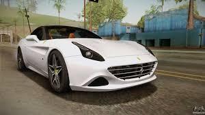 Ferrari California Hatchback - ferrari california t for gta san andreas
