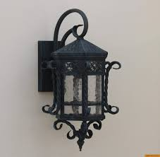 mexican ceiling lights style lighting spanish wrought iron pendant