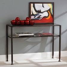 Metal Sofa Table Console U0026 Sofa Tables