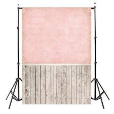 pink backdrop vintage pink neutral wood floor photography studio backdrop