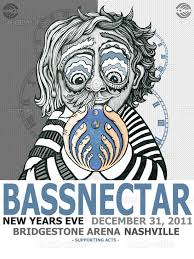 bassnectar nye poster bassnectar poster by kevinsmalley posters