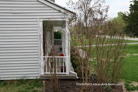 How To Build A Backyard Swing How To Build A Porch Build A Front Porch Front Porch Addition